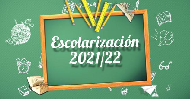 CALENDARIO DE ESCOLARIZACIÓN. CURSO 2021/2022